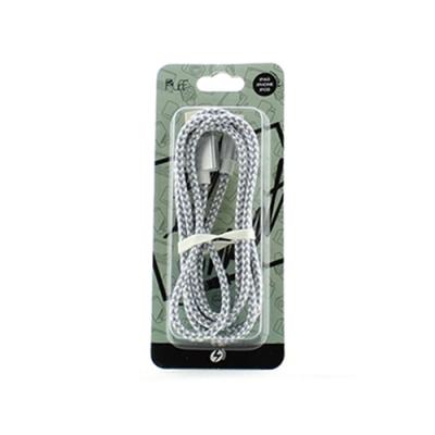 USB Kabel IPhone grijs & wit [PVC025]