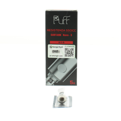 Kangertech Subtank Nano S 0,5 Ohm OCC coil (1st.) [PSK024-1]