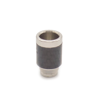 510 Driptip SS-Carbon [PVV059]