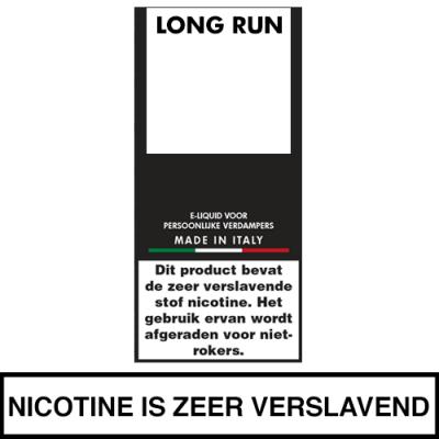Long Run Atlantic 18mg [PLL050-NL]