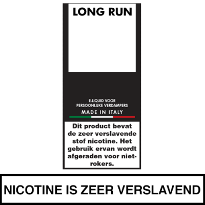 Long Run Redback 18mg [PLL066-NL]