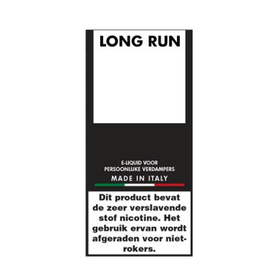 Long Run Maraja 0mg [PLL055-IT]