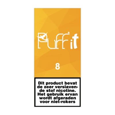 Traditional Fresh 8mg [PLP207-NL]