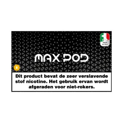 One Max Pod Puff It Artic (8mg/ml) 2 ml (x2) [PLP246-IT01]