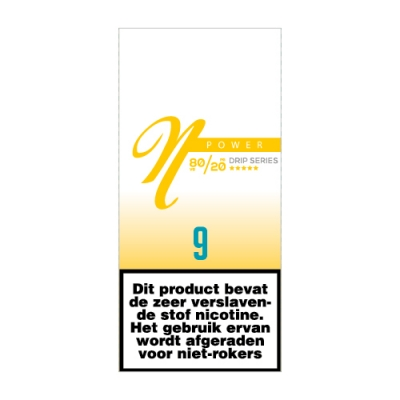 Npower Base Drip Series 9mg [PLW027-NL]