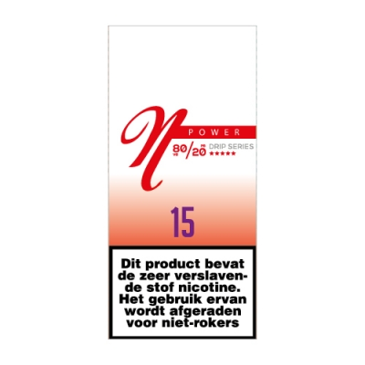 Npower Base Drip Series 15mg [PLW028-NL]