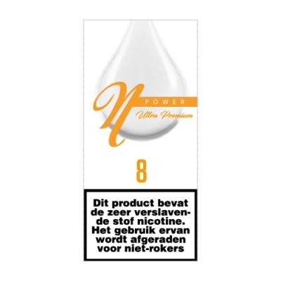 Npower Base Regular 8mg [PLW030-NL]
