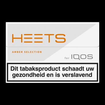 IQOS HEETS Amber Selection [IQO004]