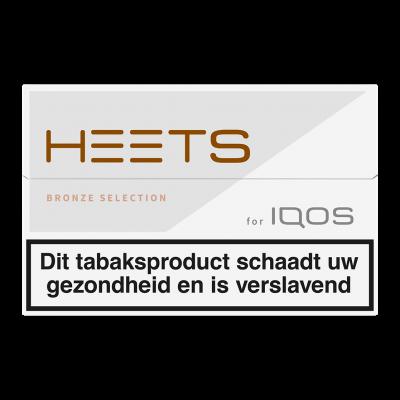 IQOS HEETS Bronze Selection [IQO006]