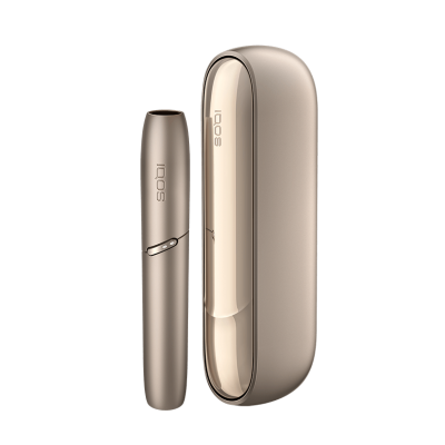 IQOS 3 DUO Brilliant Gold [IQO30]