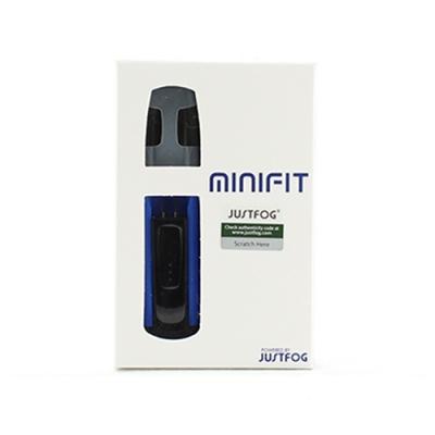 Justfog Minifit - Blauw [PQK084-IT05]