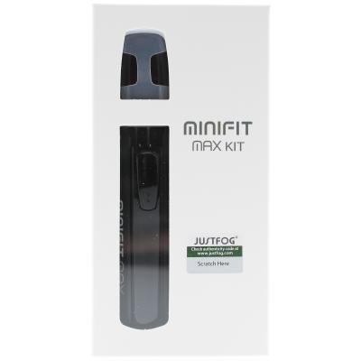 Justfog Minifit Max - Zwart  [PQK087-IT01]