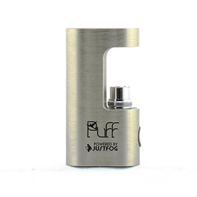 Justfog Compact batterij - Zilver [PSB187]