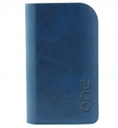 ONE MINI - Cover for Personal Carrying Case -  Blauw synthetisch leer [PSV094]