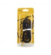 USB Kabel Type-C zwart [PVC022]