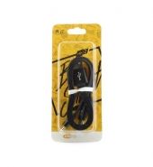 USB Cable Type-C black [PVC022]