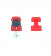 One MINI - Driptip cover - Rood [PVU113]