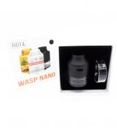 Oumier Wasp nano RDTA Zwart [DHO010]