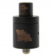 Tugboat RDA v2 Black [DHT003]