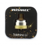 Wismec Tobhino RDA Zilver [DHW035]