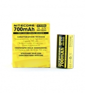 Nitecore 18350 Batterij 700 mAh [PVB001]