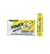 Nitecore 18650 Battery 3100 mAh [PVB006]