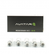 Avatar Q Coil 1,0 Ohm (5st.) [PAK042]