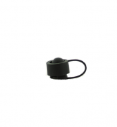 Vape band 16 mm Zwart [PVV102]