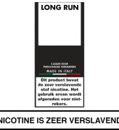 Long Run Atlantic 12mg [PLL049-NL]