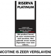 Riserva Platinum Country 4mg [PLR151-NL]