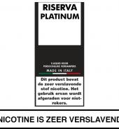 Riserva Platinum Desert 16mg [PLR156-NL]