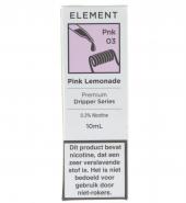 Element Pink Lemonade 3 mg [NLE005]