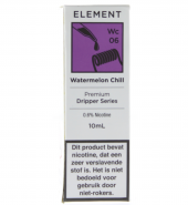 Element Watermelon Chill 6 mg [NLE010]