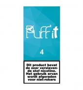 Traditional Mavri Tobacco 4mg [PLP222-NL]