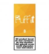 Traditional Mavri Tobacco 8mg [PLP223-NL]