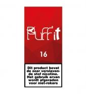 Traditional Mavri Tobacco 16mg [PLP224-NL]