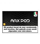 One Max Pod Puff It Starberry (8mg/ml) 2 ml (x2) [PLP245-IT01]