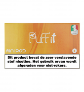 One Mini Pod Puff It Fuji Apple (8mg/ml) 1,7 ml (x3) [PLP265-IT]