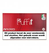 One Mini Pod Puff It Fuji Apple (16mg/ml) 1,7 ml (x3) [PLP266-IT]