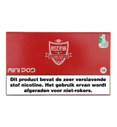 One Mini Pod Riserva Isiga (16mg/ml) 1,7 ml (x3) [PLR166-NL]