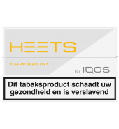 IQOS HEETS Yellow Selection [IQO003]