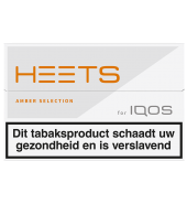 IQOS HEETS Amber Selection [IQO004]